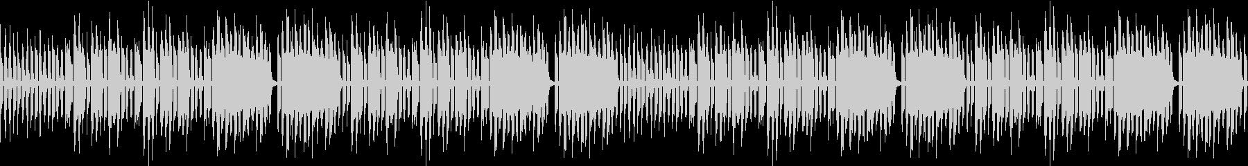 ハリネズミが営む服屋のBGM※ループ仕様の未再生の波形