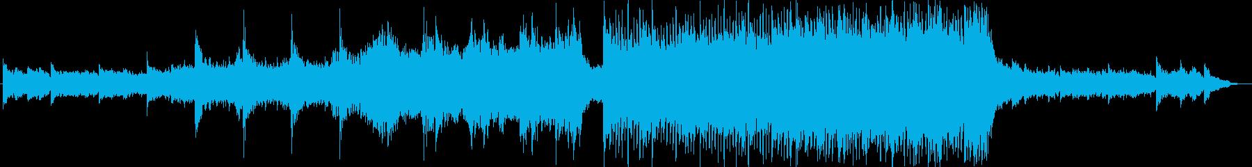 ポップ テクノ 代替案 現代的 交...の再生済みの波形