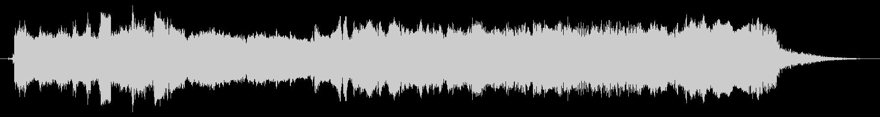 エレクトリックギター:ショートブル...の未再生の波形