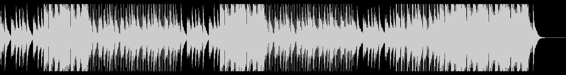 ピアノが印象的なCillBeatの未再生の波形