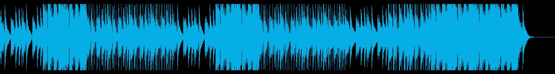 ピアノが印象的なCillBeatの再生済みの波形