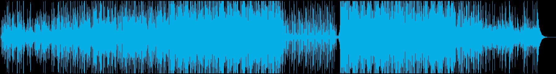 アンビエント 実験的な ファンタジ...の再生済みの波形