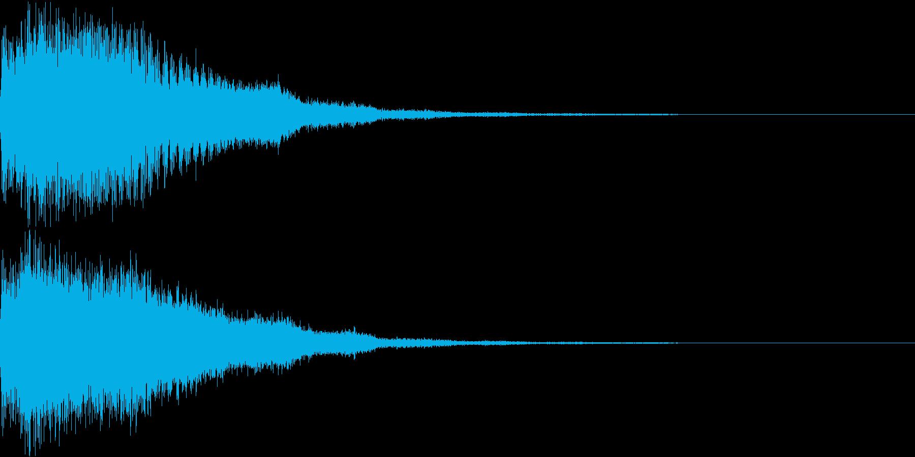 ロボット 合体 ガシーン キュイン 32の再生済みの波形