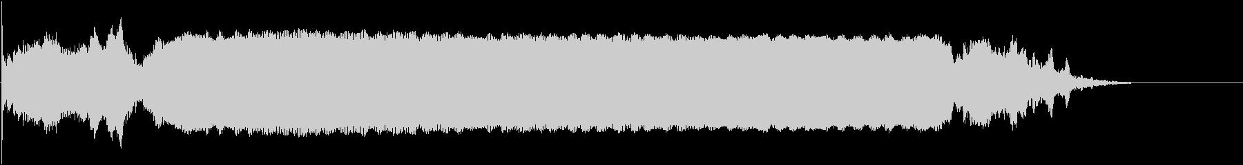 サーボ;フォークリフト、オン/ラン...の未再生の波形