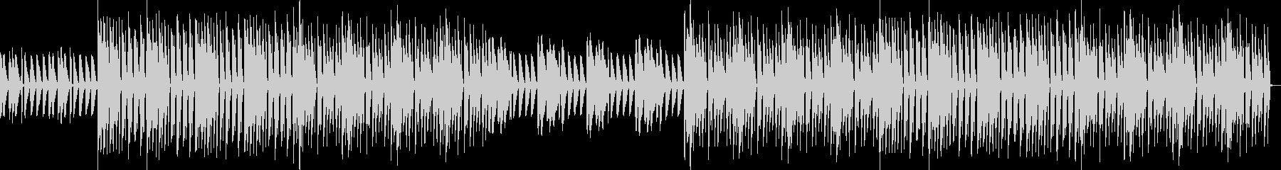 おしゃれ・低音重視・EDM・ベース12の未再生の波形