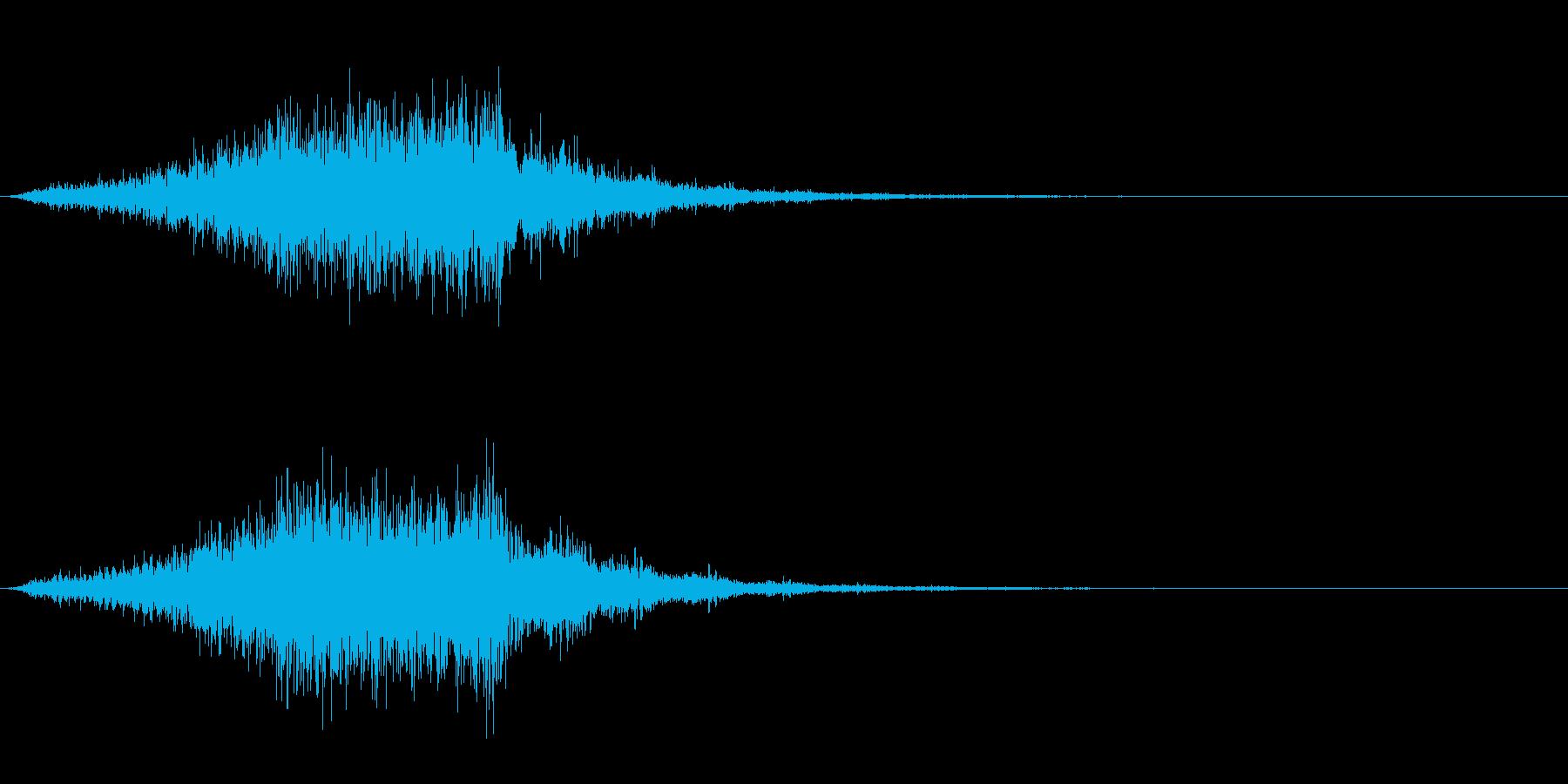 Dark_Reverse-02delayの再生済みの波形
