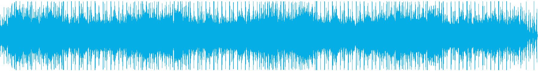 A gentle and beautiful song with a snowplow motif's reproduced waveform