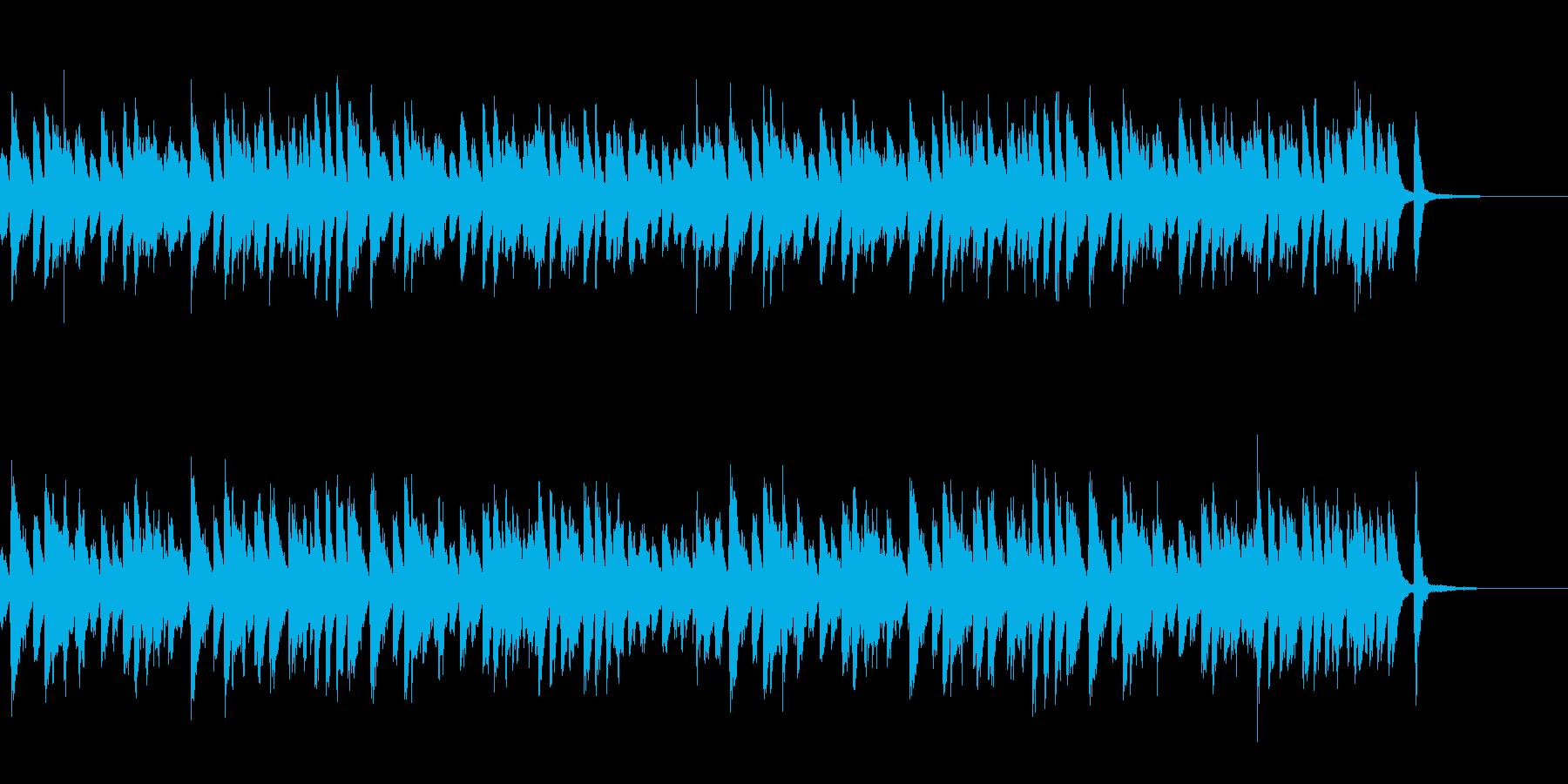 古き良きアメリカ音楽♪の再生済みの波形