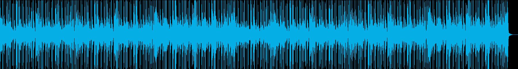 中華、和風、リズミカル、HIPHOPの再生済みの波形