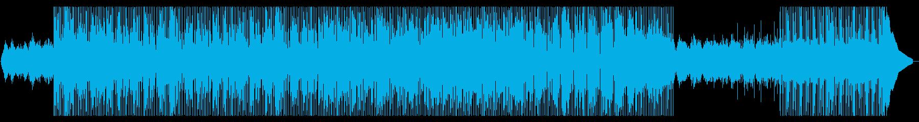 デトックスな印象とテンポなサウンドの再生済みの波形