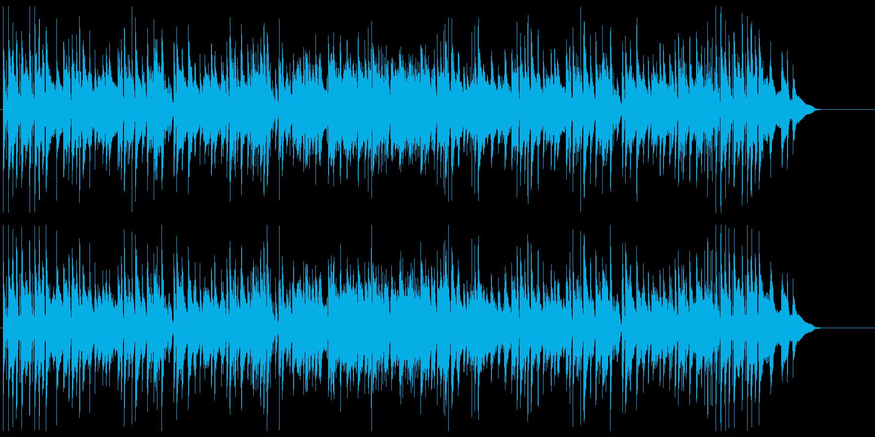 大人 バー 都会 ムード ティータイム の再生済みの波形