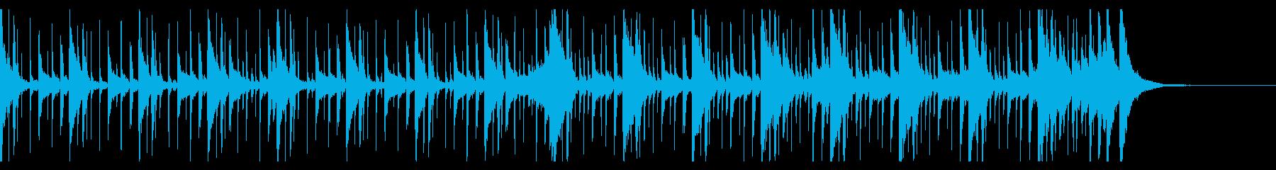 アコギ曲・走り出す・スタイリッシュ・PVの再生済みの波形