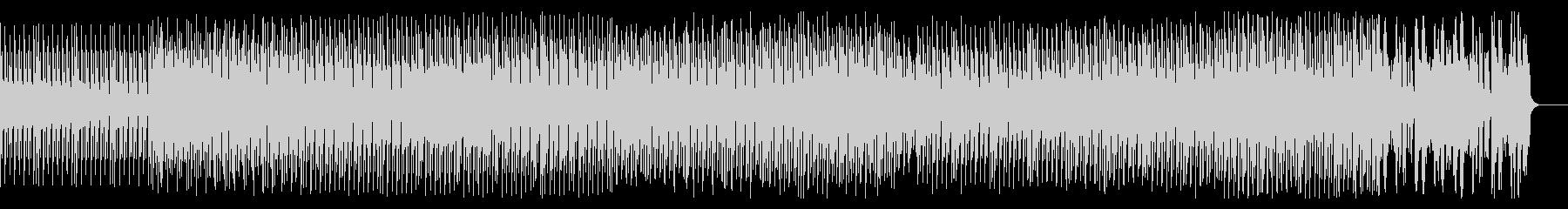 ダークで緊迫感のあるサスペンスBGMの未再生の波形