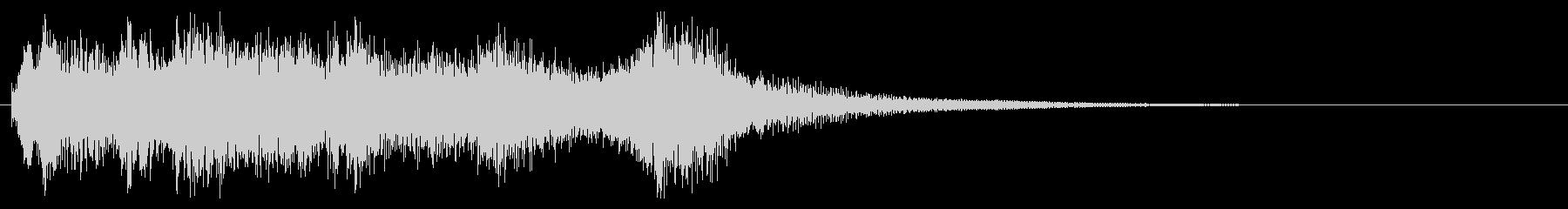 ジングル@オーケストラ#7コミカルの未再生の波形