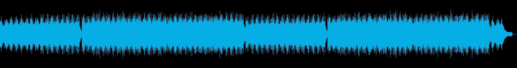 企業VP183、ピアノ、アコギ、爽やかLの再生済みの波形