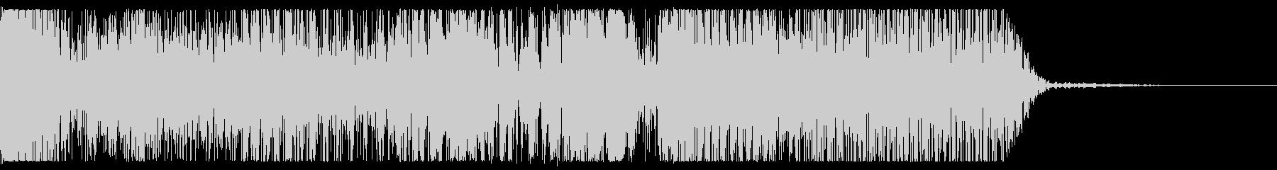 モーフグレインエクスプロージョン、...の未再生の波形