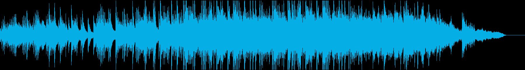 結婚式・手紙・16bit48kHzVerの再生済みの波形