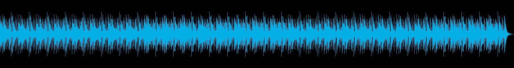 くつろぐ・優しい・チルアウトヒップホップの再生済みの波形