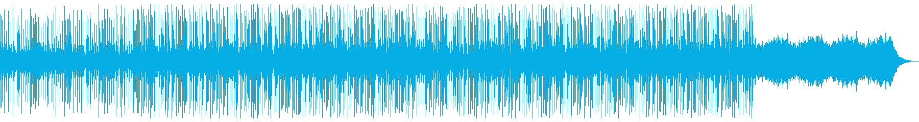 Baseless version's reproduced waveform
