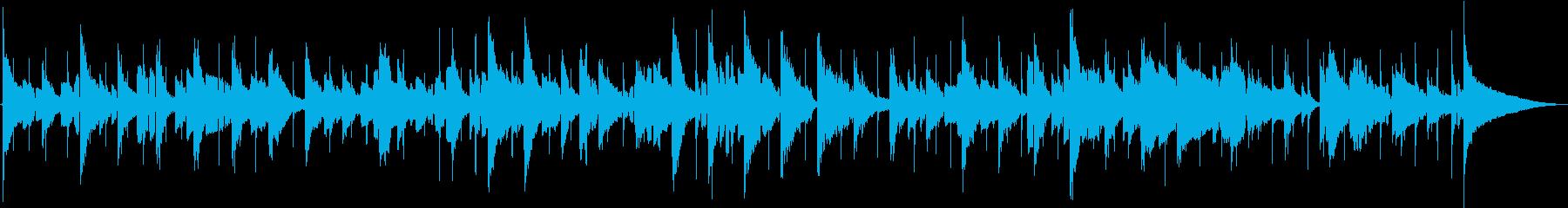 ジャズワルツでサックスメインの曲です。の再生済みの波形