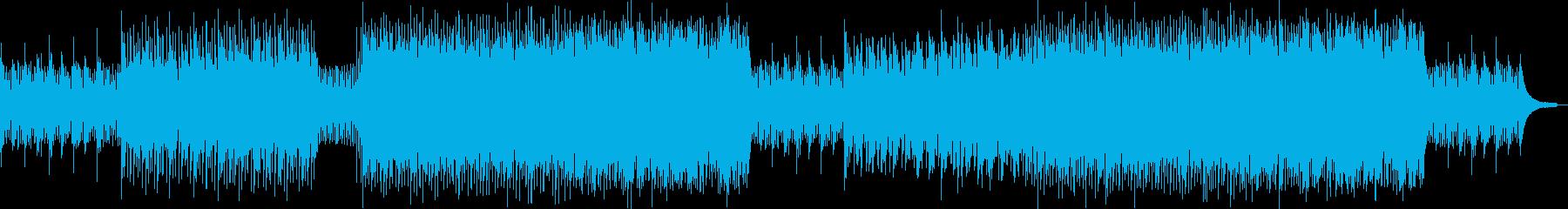 volitionの再生済みの波形