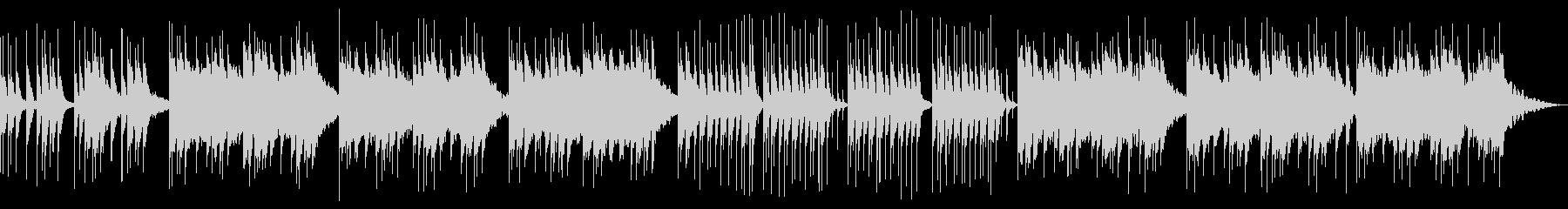 実験的な アンビエント ファンタジ...の未再生の波形
