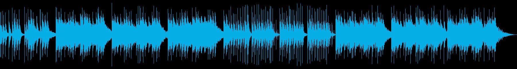 実験的な アンビエント ファンタジ...の再生済みの波形