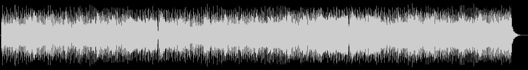 壮大で重厚感あるクラシックバラードの未再生の波形
