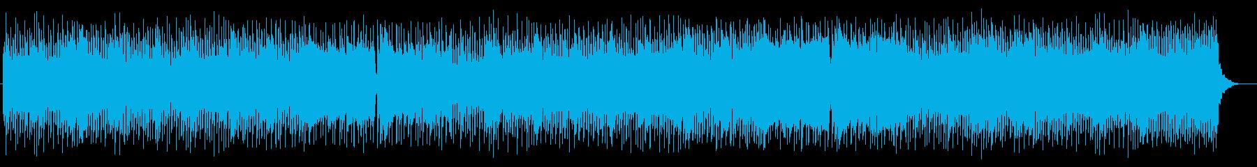 壮大で重厚感あるクラシックバラードの再生済みの波形