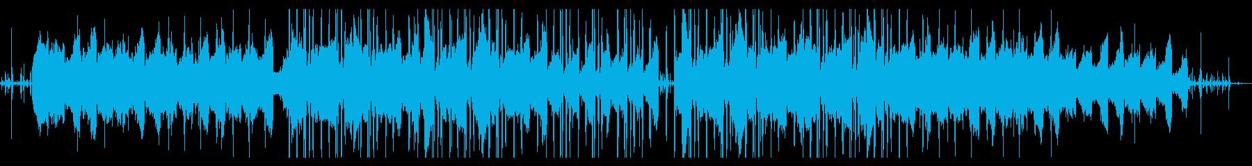 企業VP いやし・チル 138の再生済みの波形
