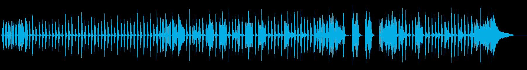 ロックン・ロールの序章の再生済みの波形