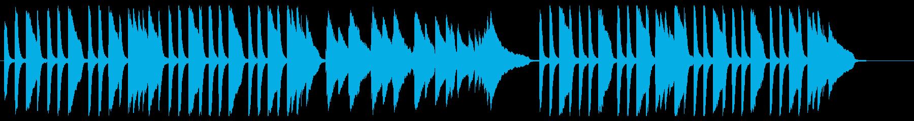 アマリリス ピアノver.の再生済みの波形