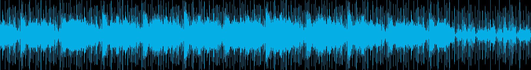ディープなメロにアブストラクトなサウンドの再生済みの波形
