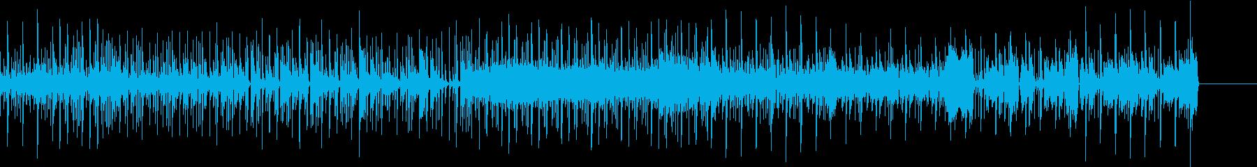 80年代エレクトロポップの再生済みの波形