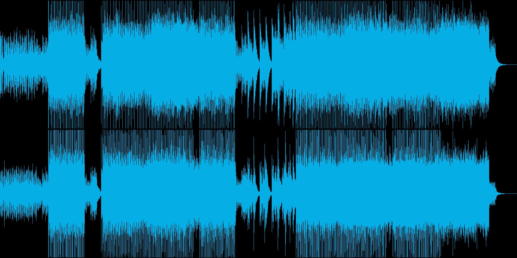 R&B,Neo Soulの再生済みの波形