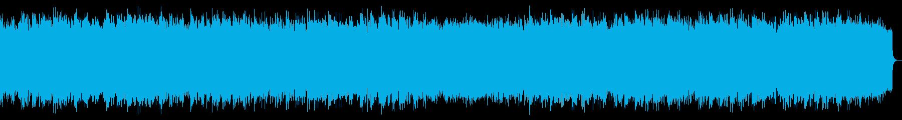 風の音楽・ケーナとキーボードの即興演奏の再生済みの波形
