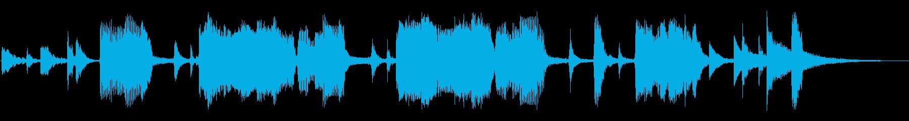T.V.コンテンポラリー。卑劣ない...の再生済みの波形
