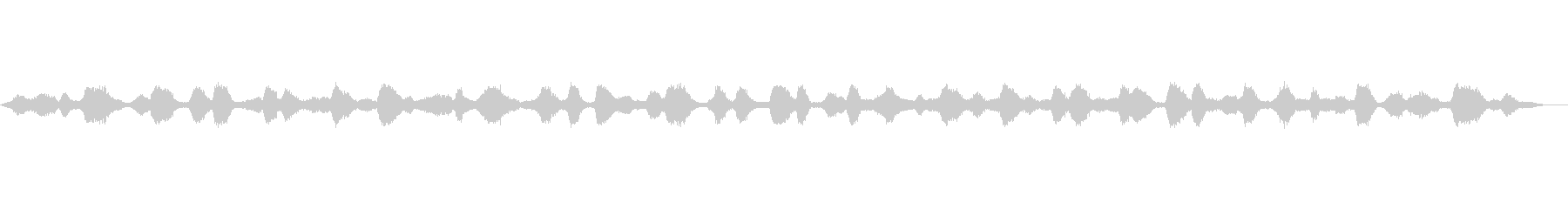 【風 合成 環境02-1】の未再生の波形