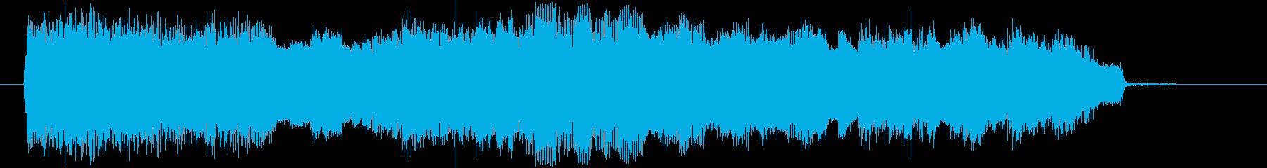 フィクション 電力装置 歪み02の再生済みの波形