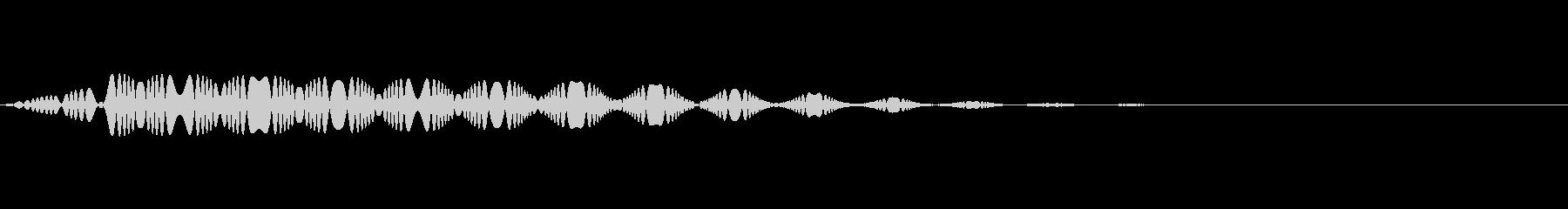 ピロピロリン(光線/超音波SNESレトロの未再生の波形