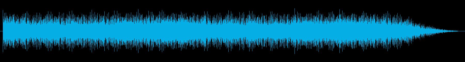 Short BGM: Serious, Endogenous 01's reproduced waveform