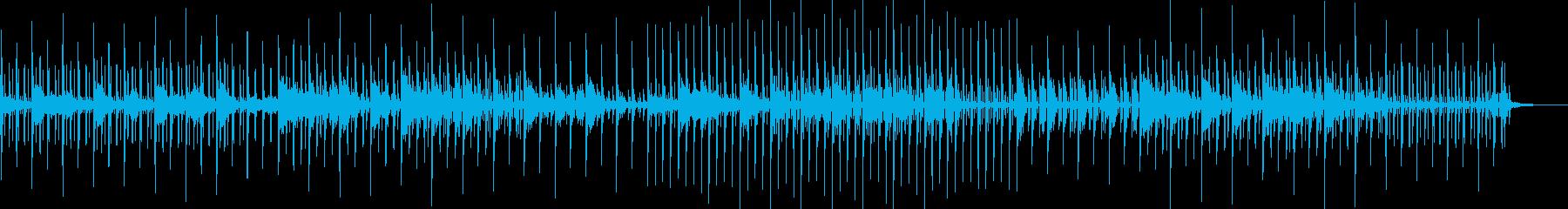 グラマー。セクシーな声の再生済みの波形