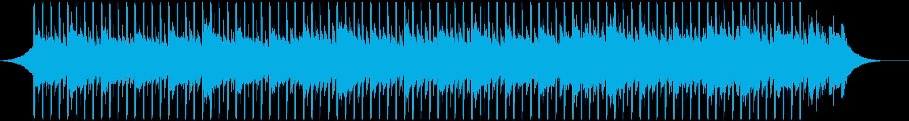 これは情報です(60秒)の再生済みの波形