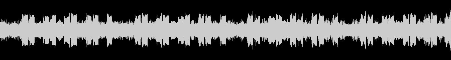 ヘビーギター1、BPM140、A、リフの未再生の波形