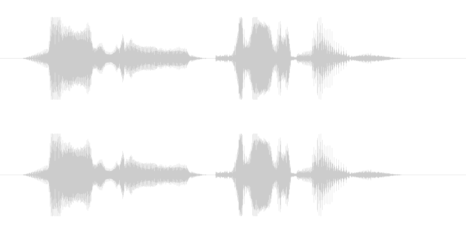 MERRY X`MASS!!'s unreproduced waveform