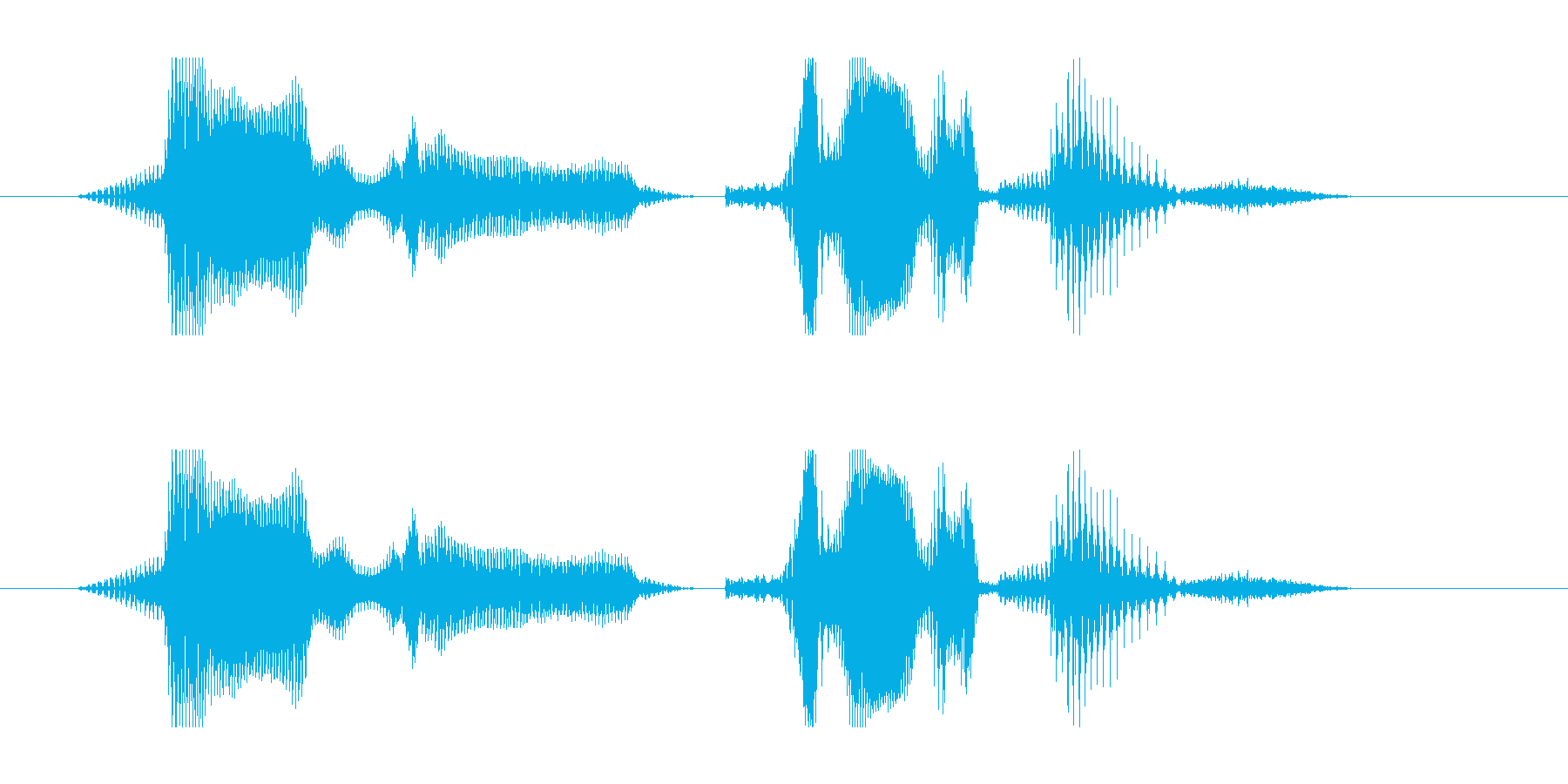 MERRY X`MASS!!'s reproduced waveform
