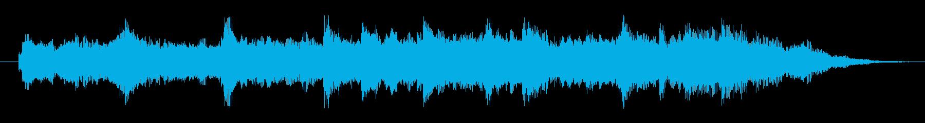 コーポレート ほのぼの 幸せ ロマ...の再生済みの波形
