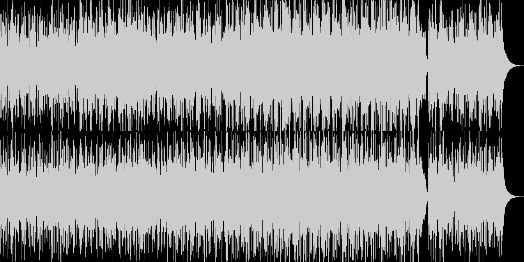 ほのぼの・感動的・映像・イベント用の未再生の波形