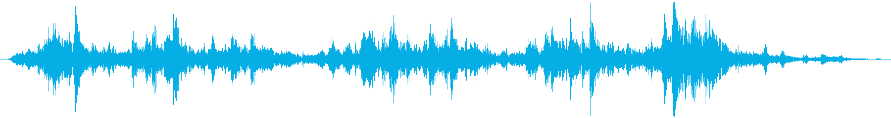 インテリア ラトルハード02の再生済みの波形
