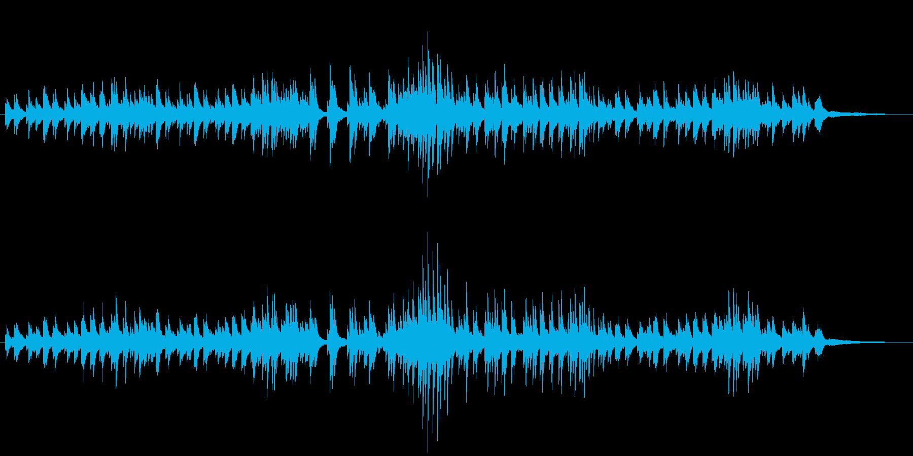 アラフォー応援ソング(ピアノソロ)の再生済みの波形